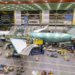 Boeing Joins Together First 777X Flight Test Airplane